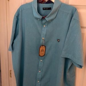 Cremieux casual shirt Tall Mans 3XT